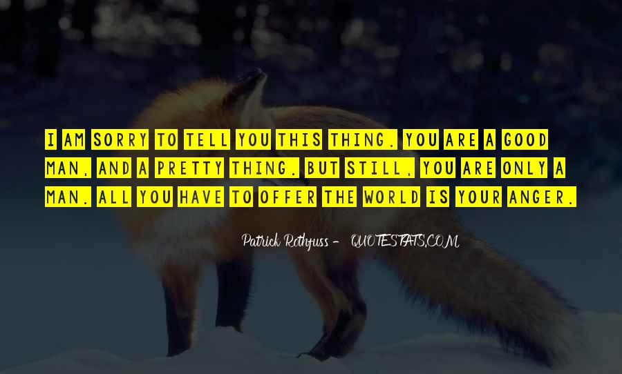 You Are The World Quotes #32096