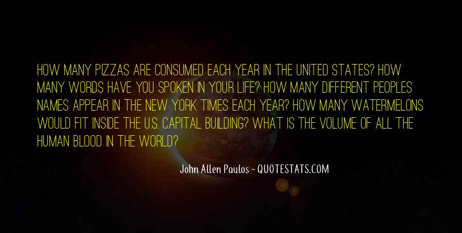You Are The World Quotes #41312