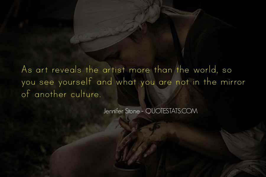 You Are The World Quotes #4842