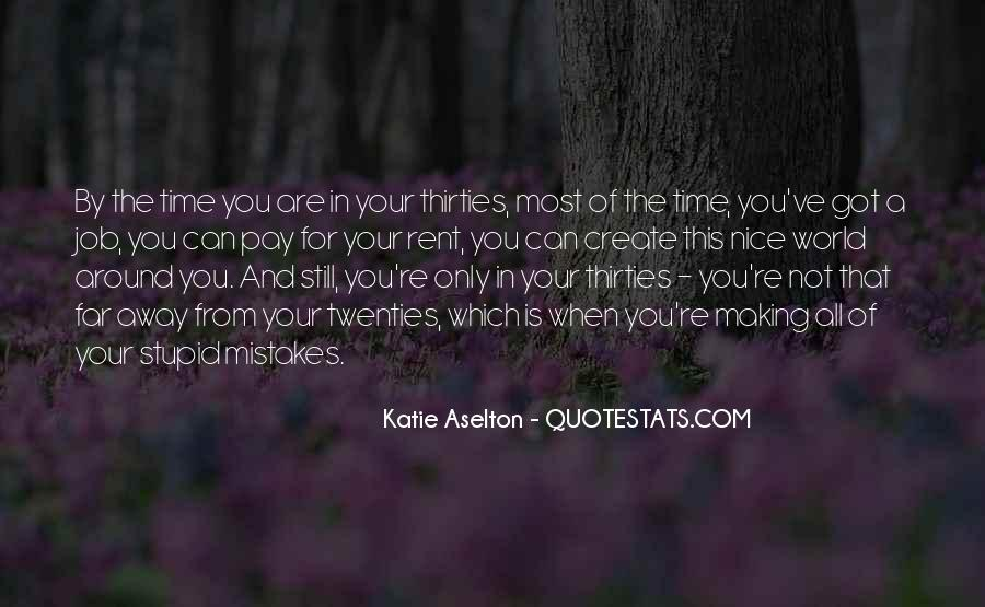 You Are The World Quotes #8953