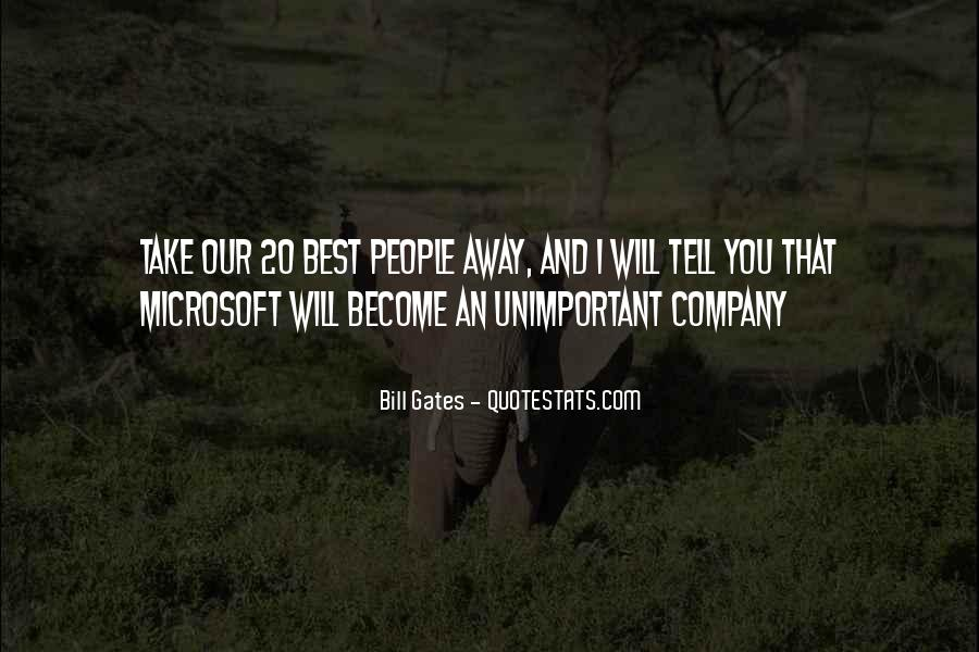 You Are Unimportant Quotes #139069