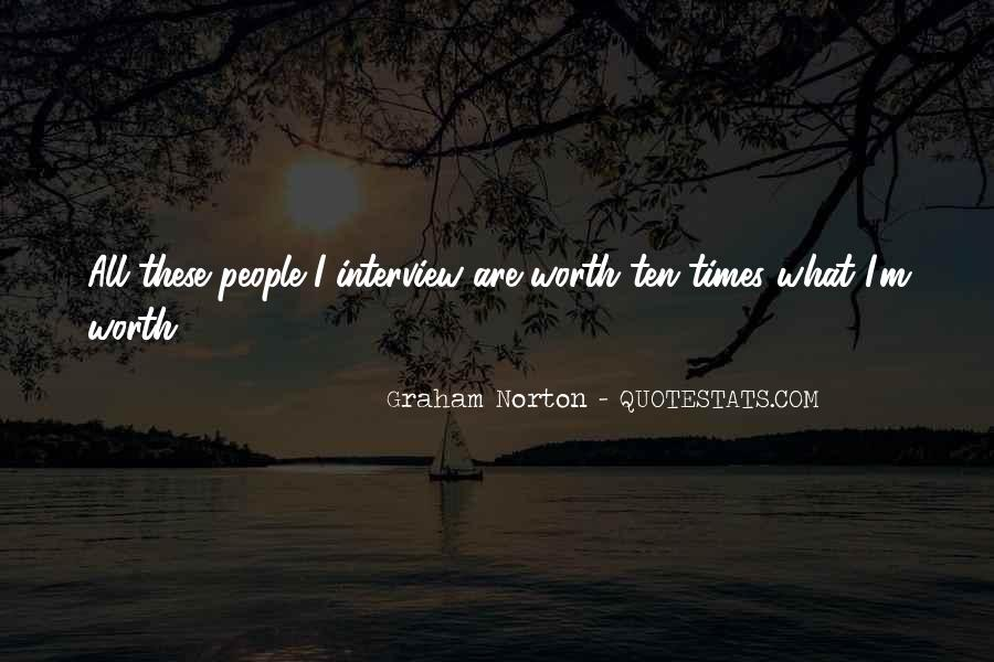 You Are Worth So Much More Quotes #13624