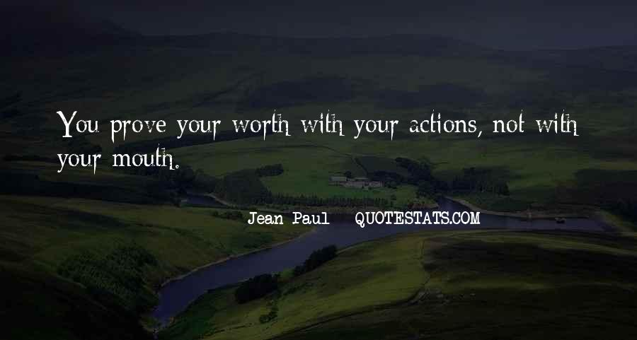 You Are Worth So Much More Quotes #15728
