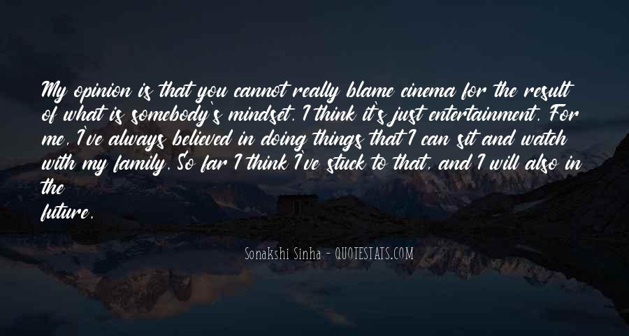 You Believed In Me Quotes #1818956