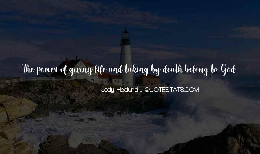 You Belong To God Quotes #1166718