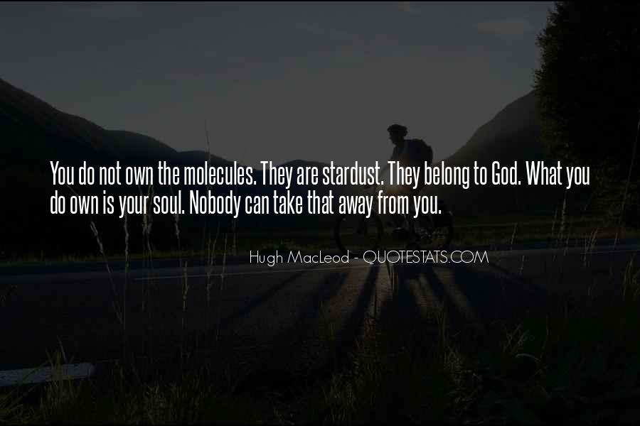 You Belong To God Quotes #1602858
