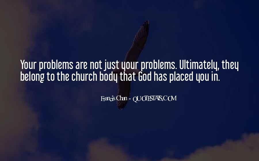 You Belong To God Quotes #593152