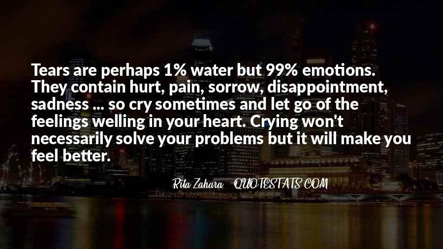 You Better Not Hurt Me Quotes #117785
