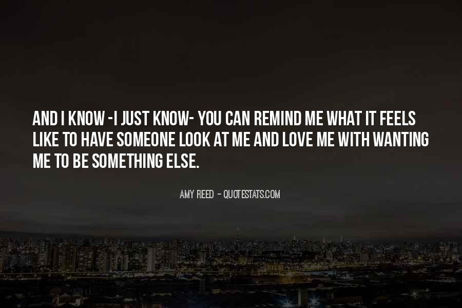 You Can Be Like Me Quotes #55393