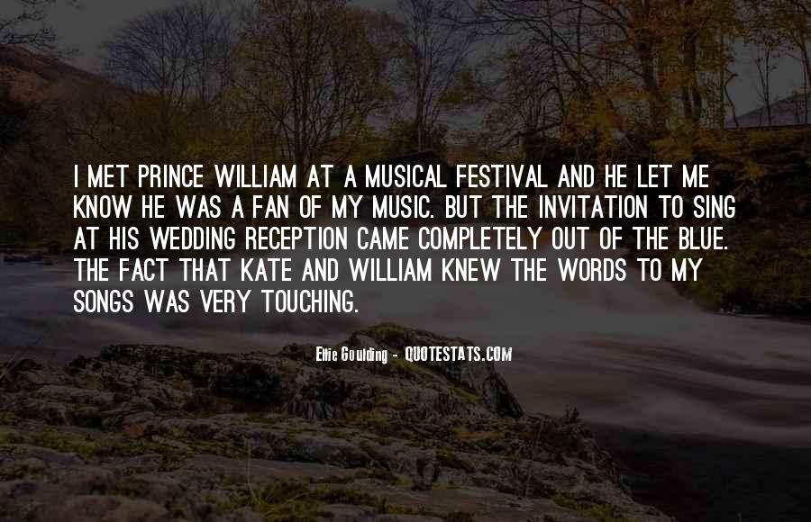 Quotes About Music Festival #1209004