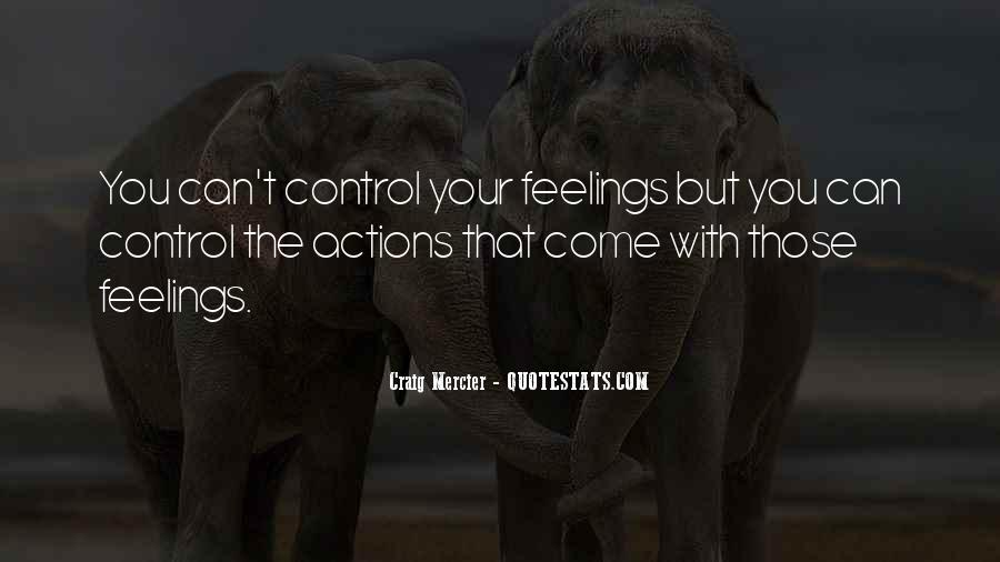 You Can Control Quotes #103177