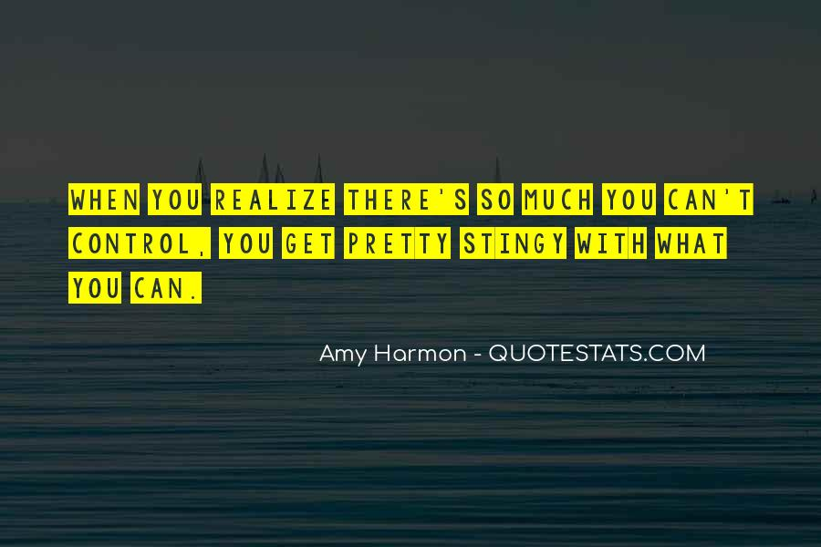 You Can Control Quotes #109416