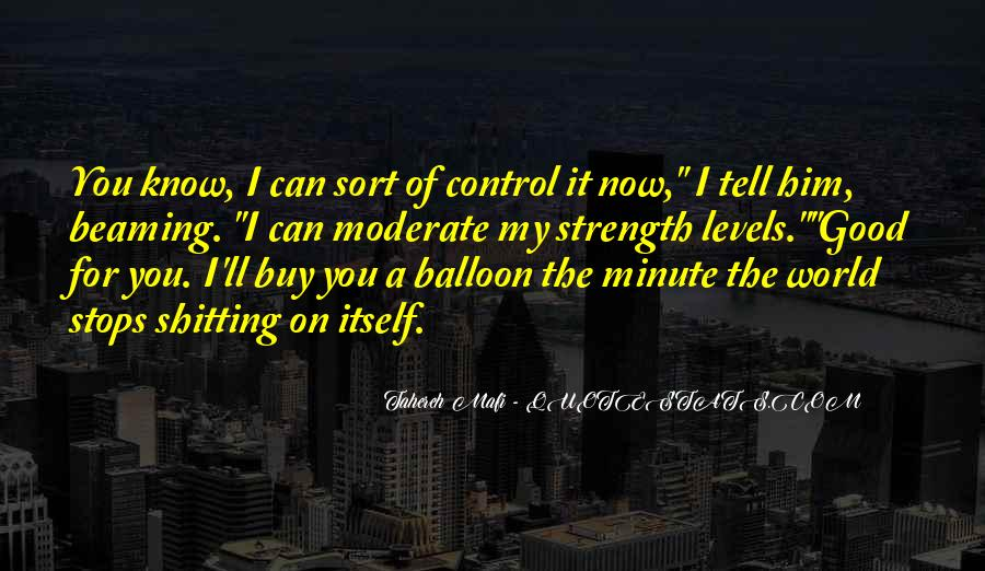 You Can Control Quotes #113096