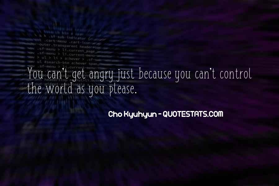 You Can Control Quotes #114731