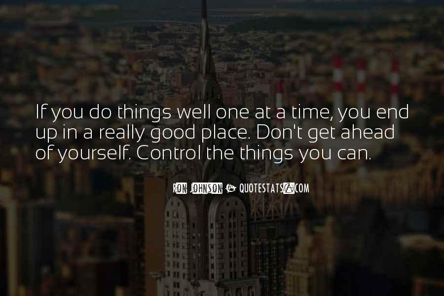 You Can Control Quotes #115845