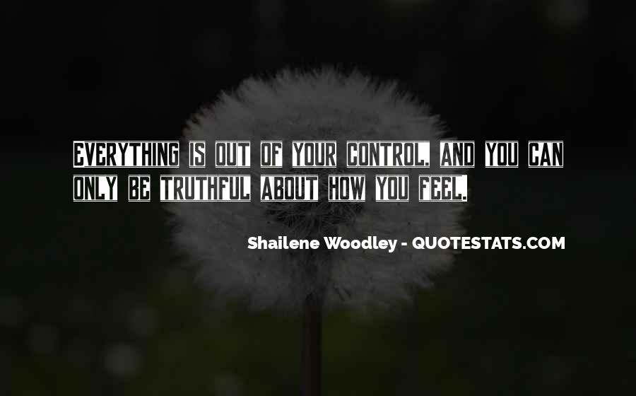 You Can Control Quotes #126649