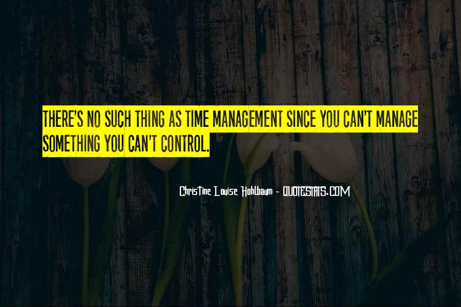 You Can Control Quotes #133524