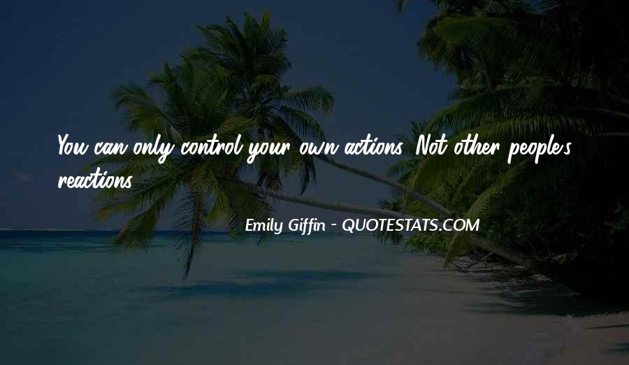 You Can Control Quotes #150927