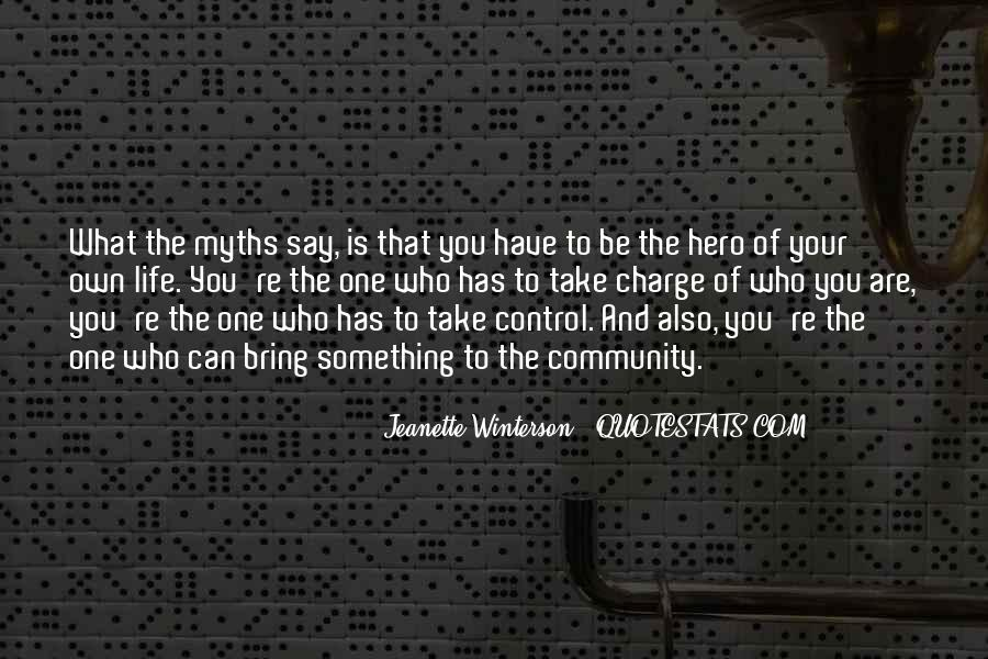 You Can Control Quotes #153011
