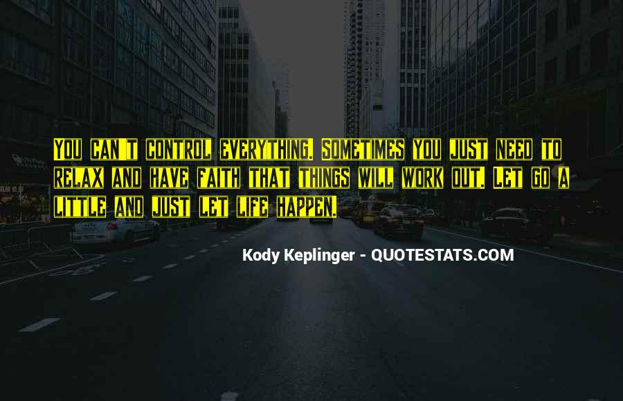 You Can Control Quotes #155924