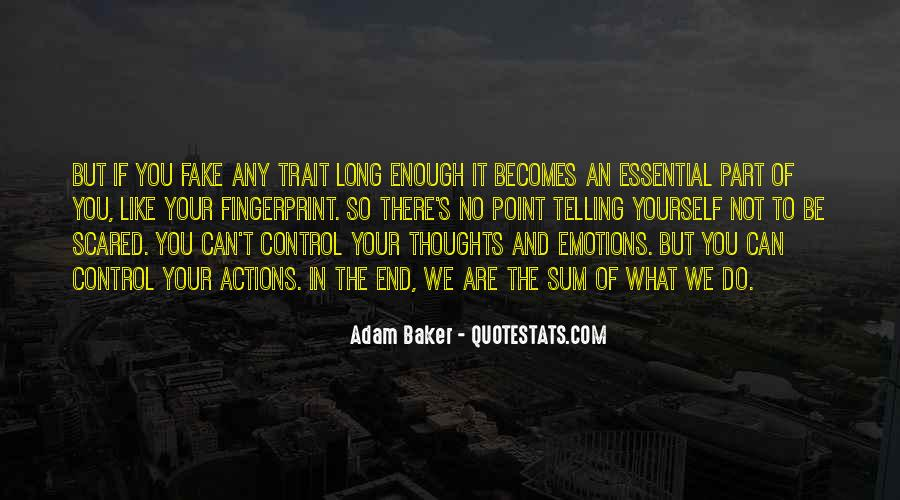 You Can Control Quotes #182238