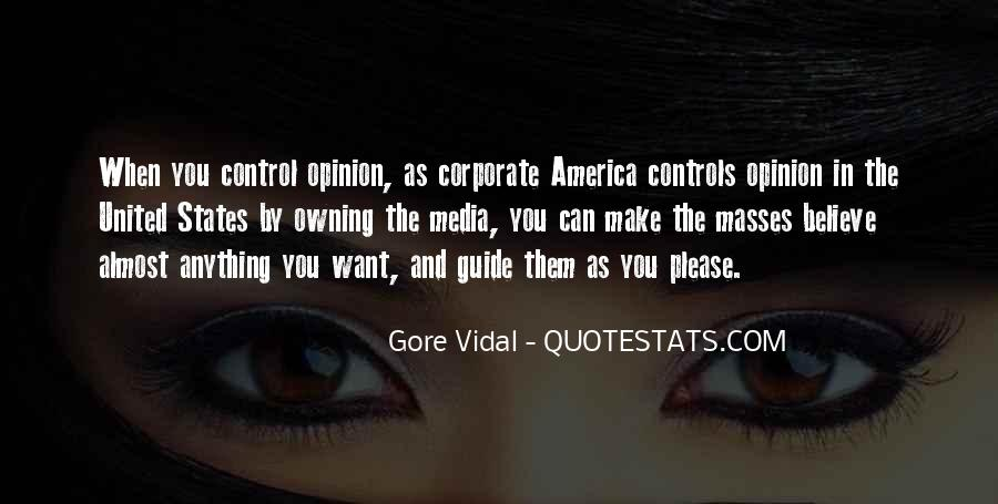 You Can Control Quotes #27931