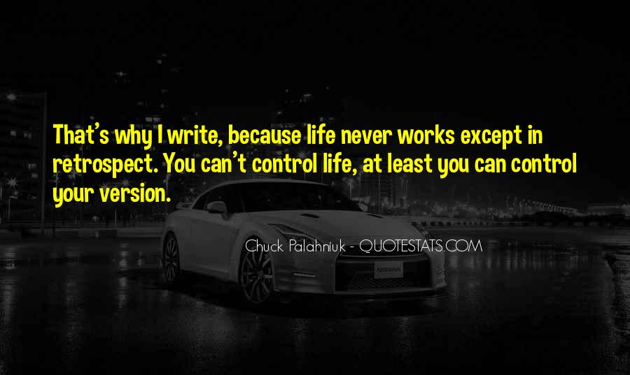 You Can Control Quotes #42624
