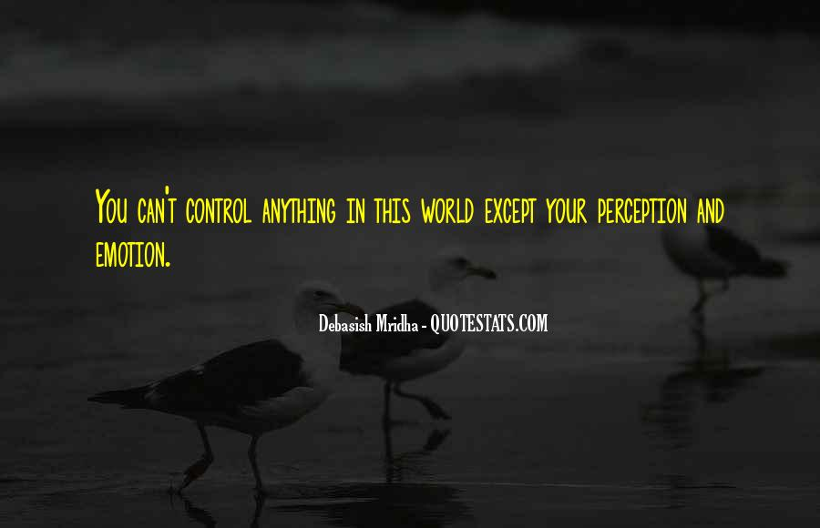 You Can Control Quotes #69470