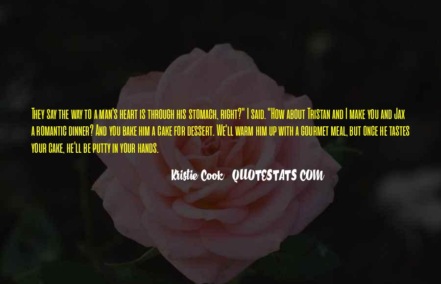 You Can Make Someone Love You Quotes #35967