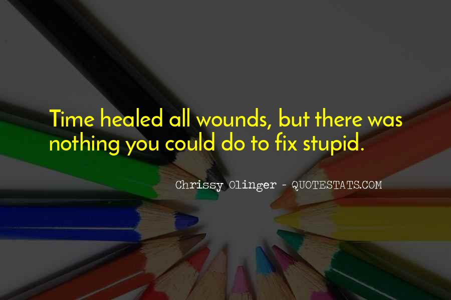 You Can't Fix Stupid Quotes #944799