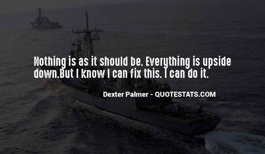 You Can't Fix The Past Quotes #11973