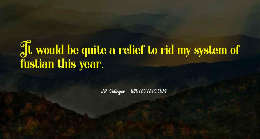 You Can't Get Rid Of Me Quotes #34976