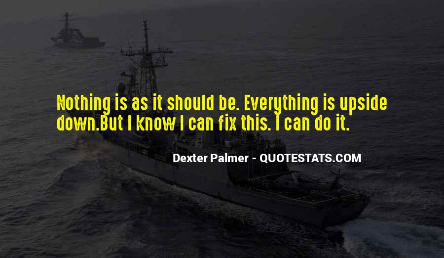 You Cannot Control Everything Quotes #11973