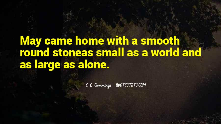 You Come In This World Alone Quotes #6205