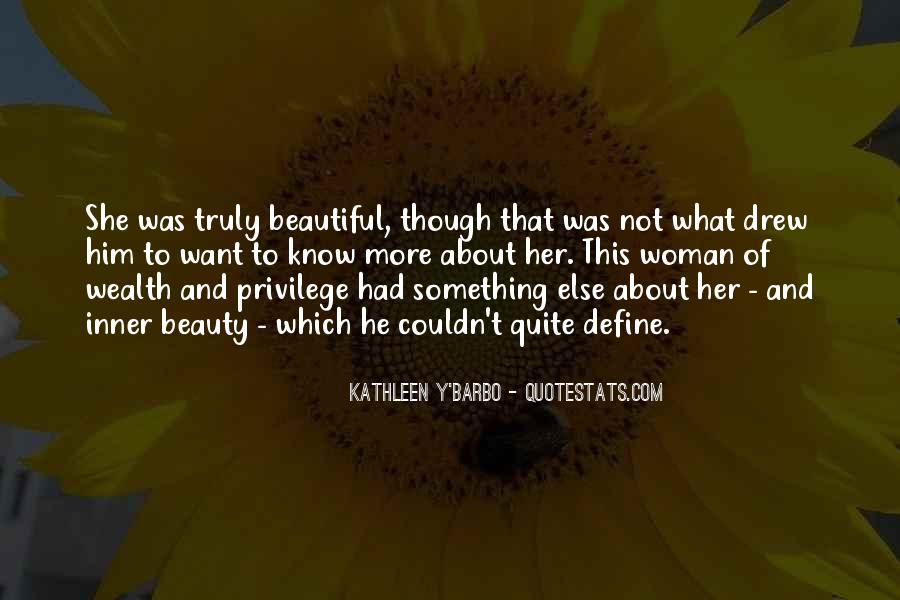 You Define Beauty Quotes #71268