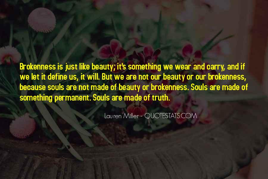 You Define Beauty Quotes #826591