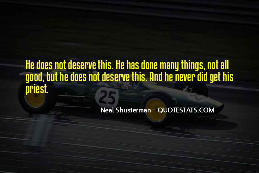 You Deserve Way Better Quotes #54265