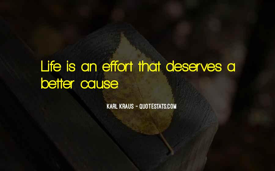 You Deserves Better Quotes #362674