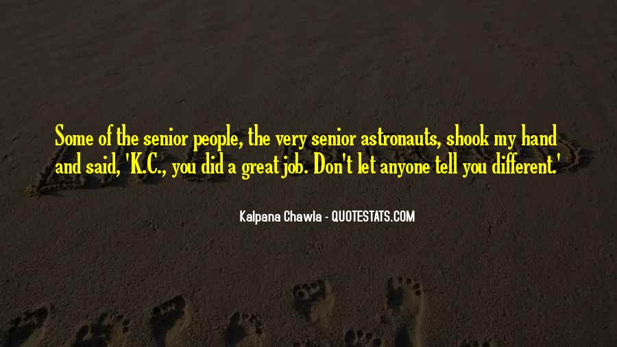 You Did A Great Job Quotes #1004600
