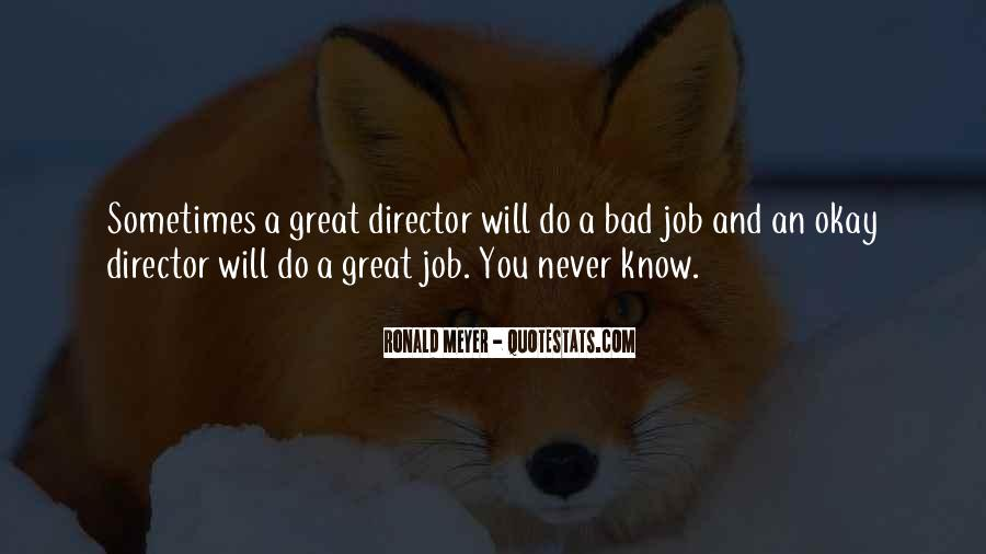 You Did A Great Job Quotes #143157