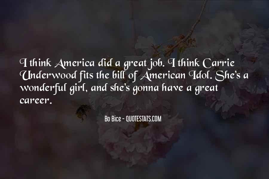 You Did A Great Job Quotes #27485