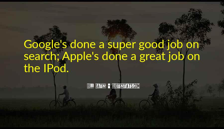 You Did A Great Job Quotes #77660