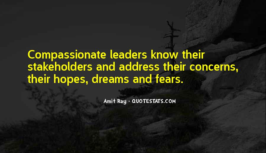Quotes About Fears And Dreams #1247940
