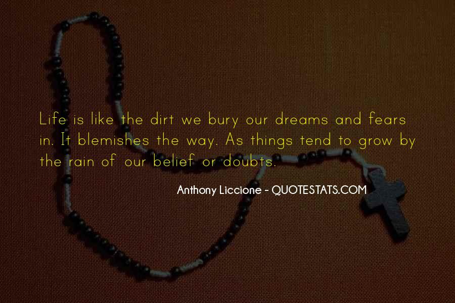Quotes About Fears And Dreams #1531722