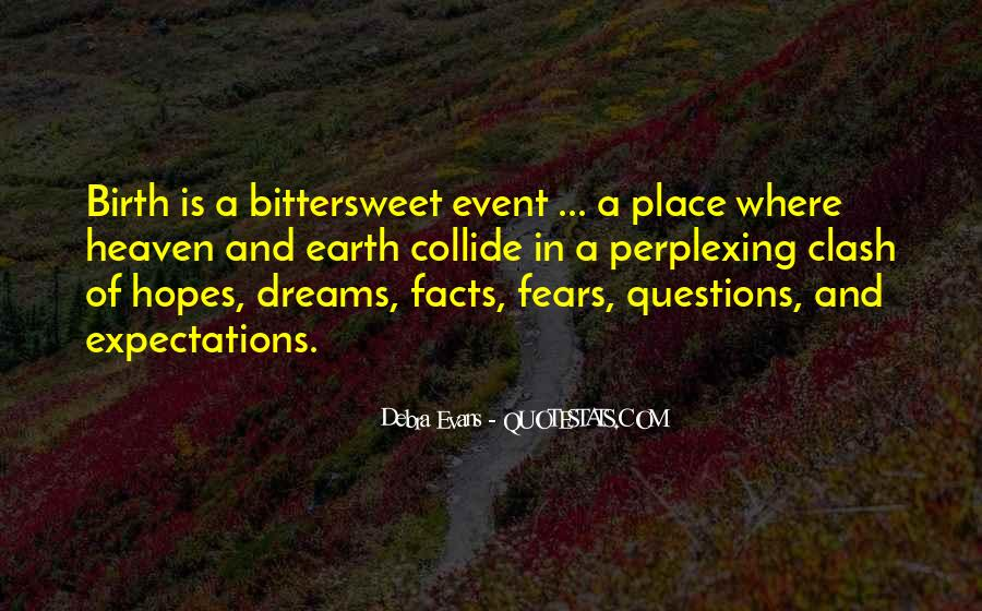 Quotes About Fears And Dreams #1739728