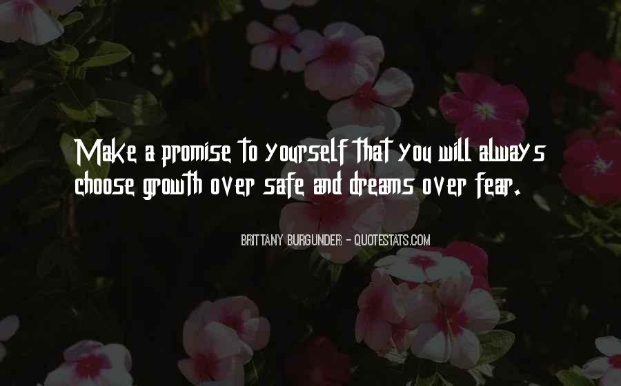Quotes About Fears And Dreams #501293