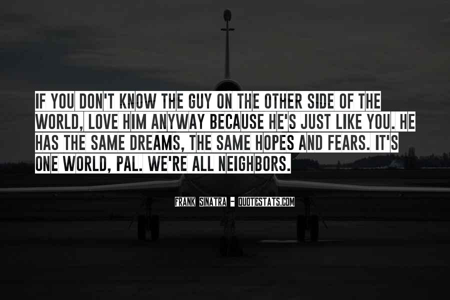 Quotes About Fears And Dreams #533831