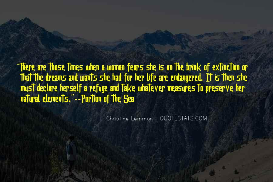 Quotes About Fears And Dreams #566580