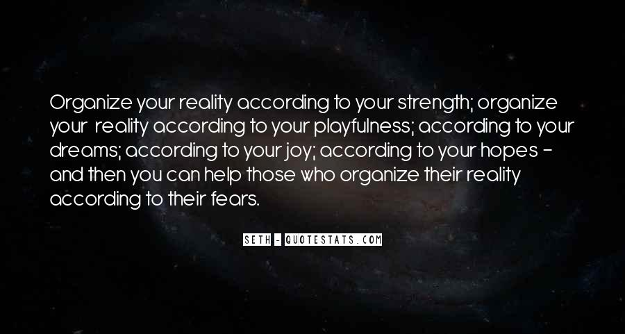 Quotes About Fears And Dreams #683811