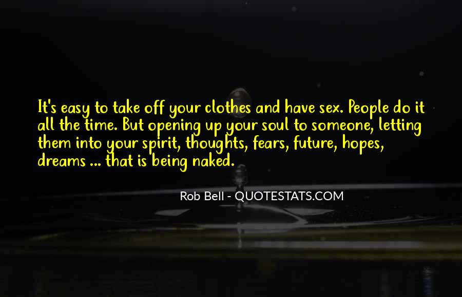 Quotes About Fears And Dreams #964638